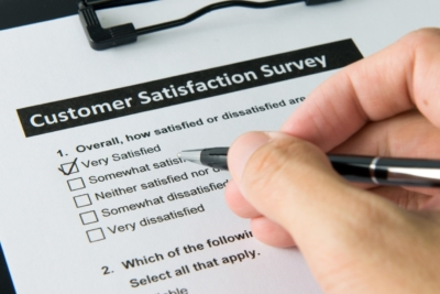 Increasing Survey Response - Customer Satisfaction